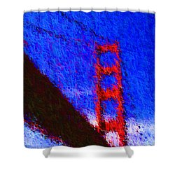 You Know What It Is Shower Curtain by Paul Wear