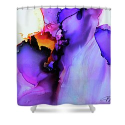 You Set My Soul On Fire Shower Curtain