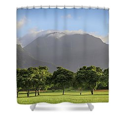 Shower Curtain featuring the photograph You Still Can Touch My Heart by Laurie Search
