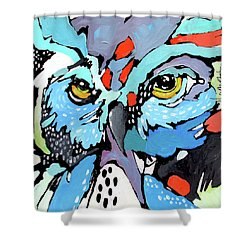 You'd Be Surprised Shower Curtain