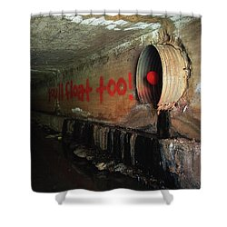You'll Float Too Shower Curtain