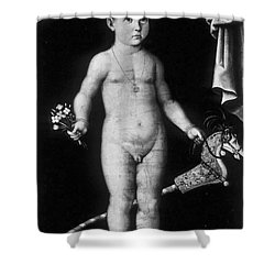 Young Felix Plater, Swiss Physician Shower Curtain by Science Source