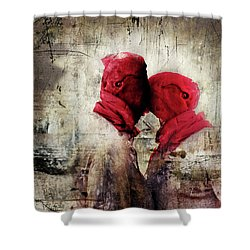 Young Lust Shower Curtain