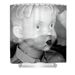 Young Willy Shower Curtain
