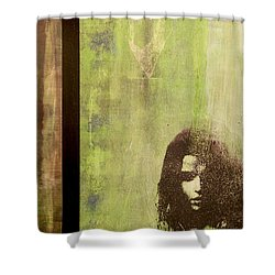 Your Social Skills Resemble Arson Shower Curtain