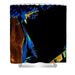 You're So Good Shower Curtain by Ben Upham