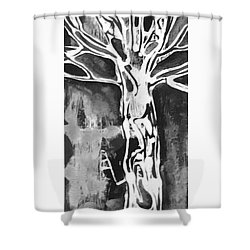 Youth Shower Curtain