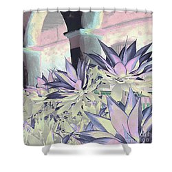 Yucca Light Shower Curtain