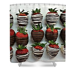 Yummy Shower Curtain