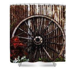 Zahrada Shower Curtain