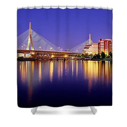 Zakim Twilight Shower Curtain