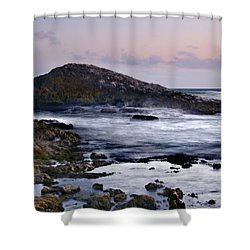 Zamas Beach #6 Shower Curtain