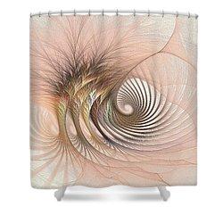 Zanzibar Sunrise Shower Curtain
