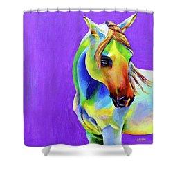 Zasha Shower Curtain by Arleana Holtzmann