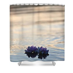 zen Shower Curtain