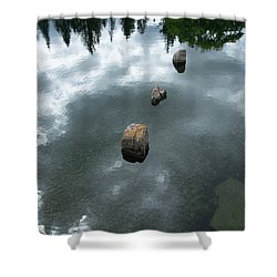 Zen Moment Shower Curtain
