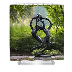 Zerogee Shower Curtain