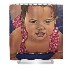Zoe  Shower Curtain