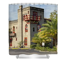 Zorayda Castle Shower Curtain