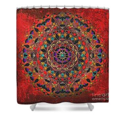 Zuni II 2015 Shower Curtain