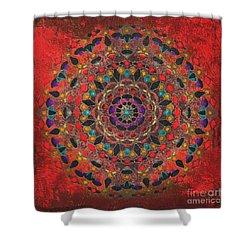 Zuni II 2015 Shower Curtain