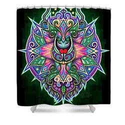 Zyn Shower Curtain