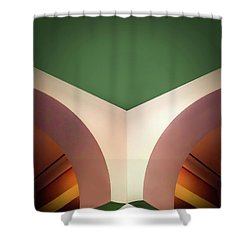 Architecture Forms Shower Curtain