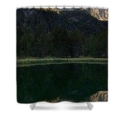 Shower Curtain featuring the photograph Ibonet De Batisielles by Stephen Taylor