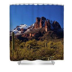 Into The West Shower Curtain