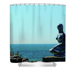 Magical Mermaid Shower Curtain