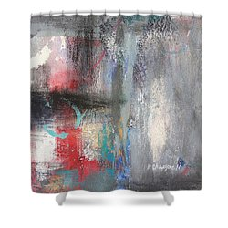 Out Of Sorts Shower Curtain