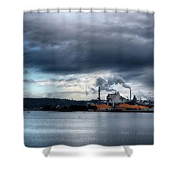 Production Shower Curtain
