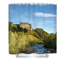Richmond Castle Shower Curtain