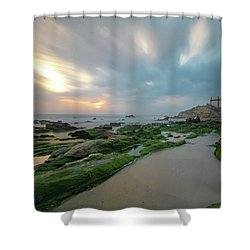Shower Curtain featuring the photograph Swirl by Bruno Rosa