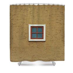 Texas Windows 3 Shower Curtain