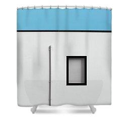 Verona Windows 1 Shower Curtain