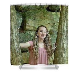 10ae Shower Curtain