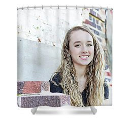 11be Shower Curtain