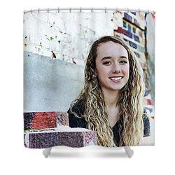 11ce Shower Curtain
