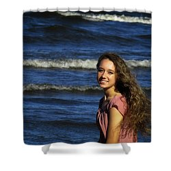 12A Shower Curtain
