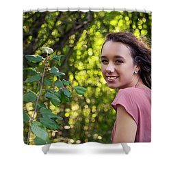 13A Shower Curtain