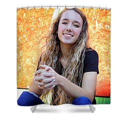 19A Shower Curtain