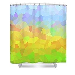 2-10-2009zabcdefghijklmnopqr Shower Curtain