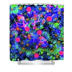 3-14-2009xabcdefghijklmnopq Shower Curtain