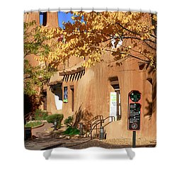 New Mexico Museum Of Art Shower Curtain