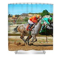 Rillito Park, Tucson Az Shower Curtain