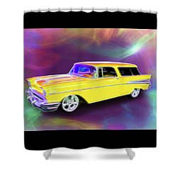 57 Nomad Shower Curtain