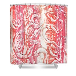 58 Shower Curtain