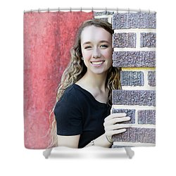 5BE Shower Curtain