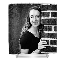 5DE Shower Curtain